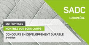 concours développement durable
